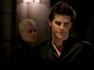 buffy angel spike